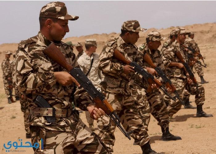 أروع صور جيش المغرب2018
