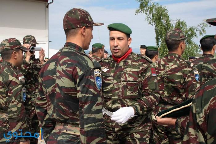 صور الجيش المغربي للفيس بوك وتويتر