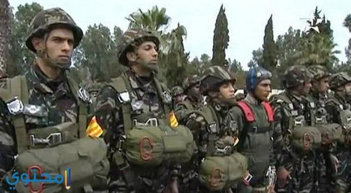 أجمل خلفيات الجيش المغربي