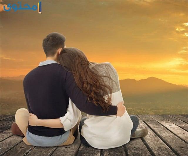 صور رومانسيه للازواج