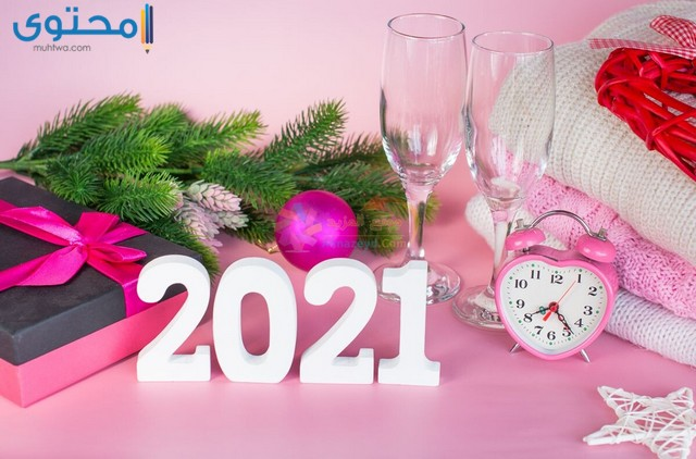 خلفيات السنة الميلادية الجديدة