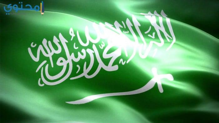 أجمل صور علم السعودية