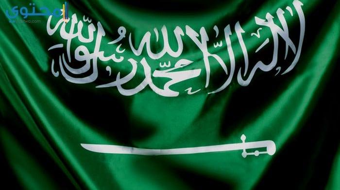 أروع صور العلم السعودي