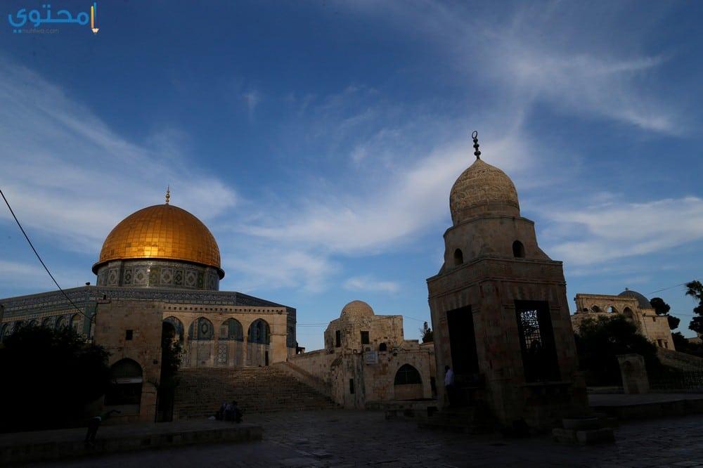 صور المسجد الأقصى حديثة