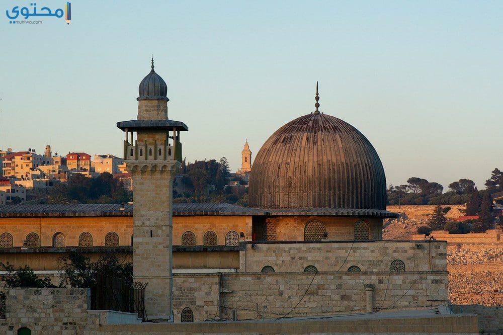 صور وخلفيات المسجد الأقصى 2018