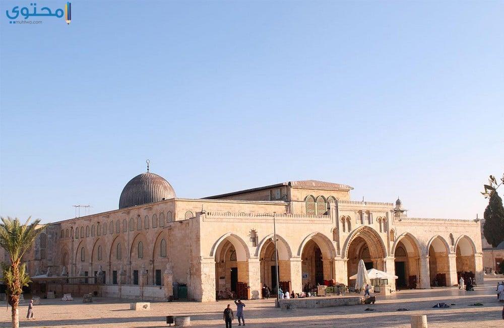 خلفيات المسجد الأقصى روعة