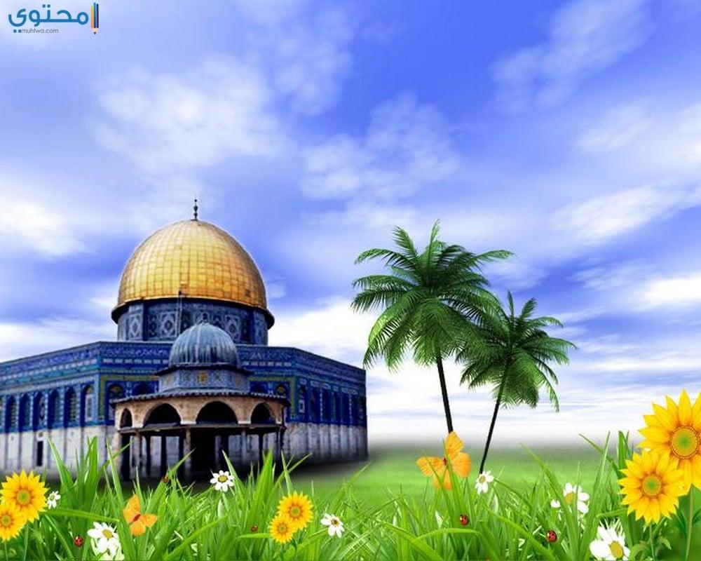 صور وخلفيات القدس عربية