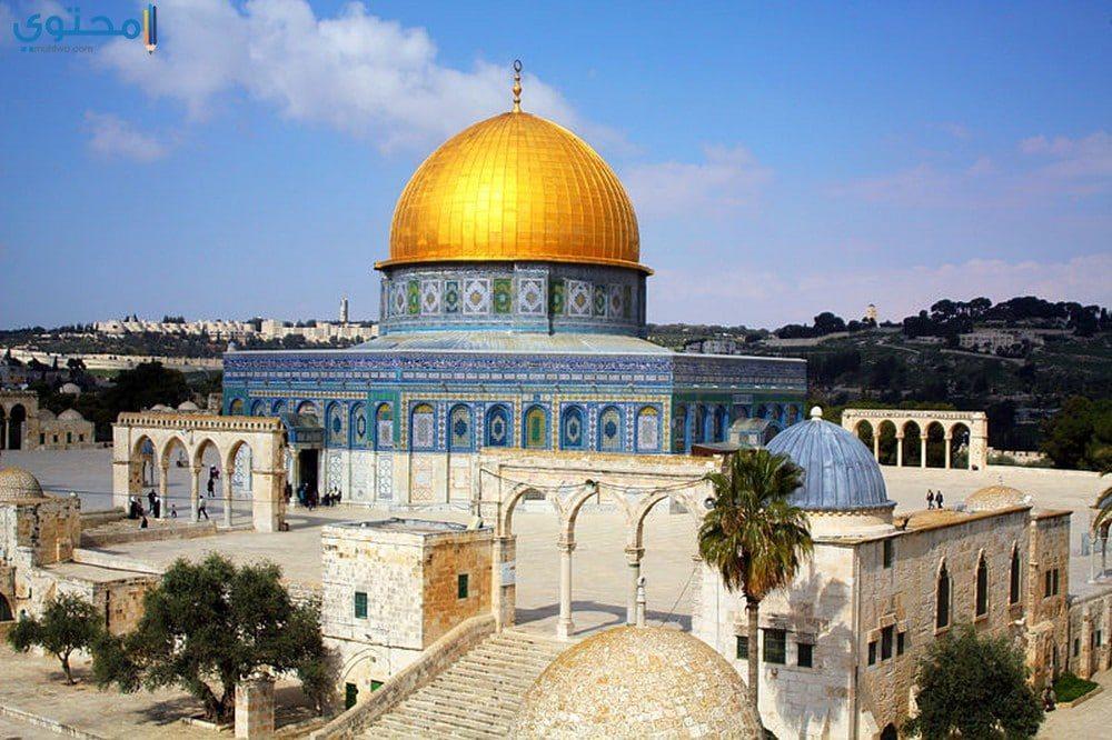 أجدد خلفيات القدس
