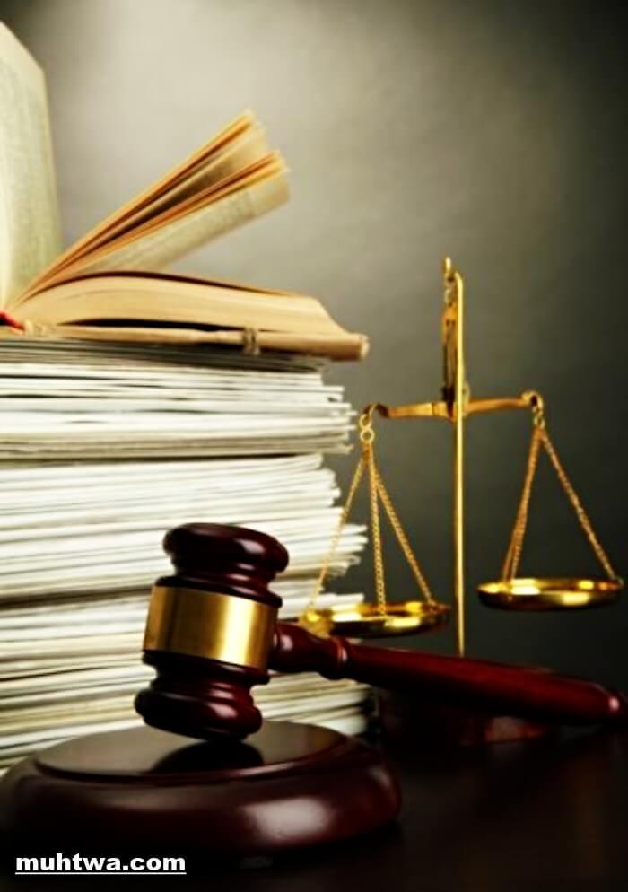 صور النظام والقانون