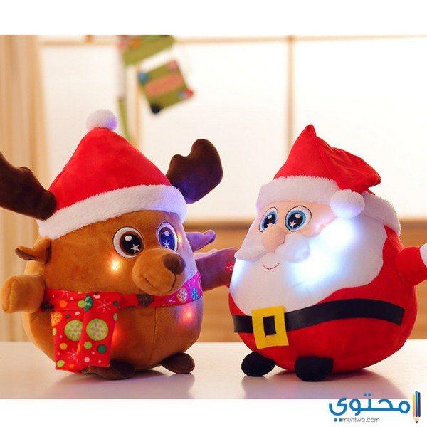 صور بابا نويل لرأس السنة