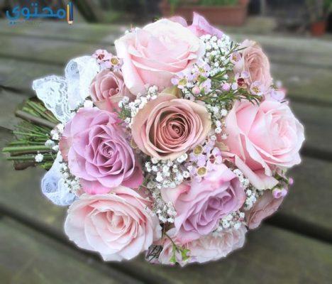 أحلى بوكيهات الورد
