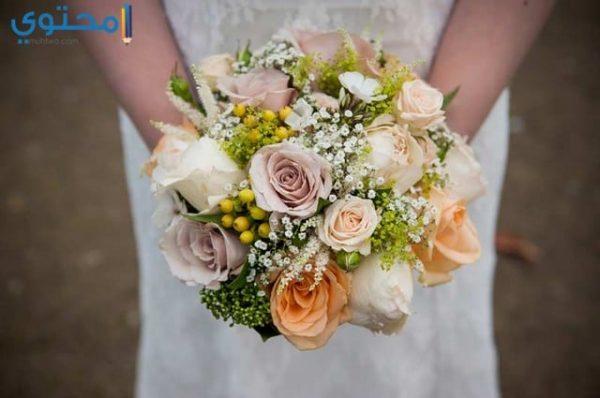 بوكيهات ورد 2018 للعرائس