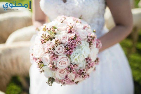 أحلى الصور بوكيه ورد للعروسة
