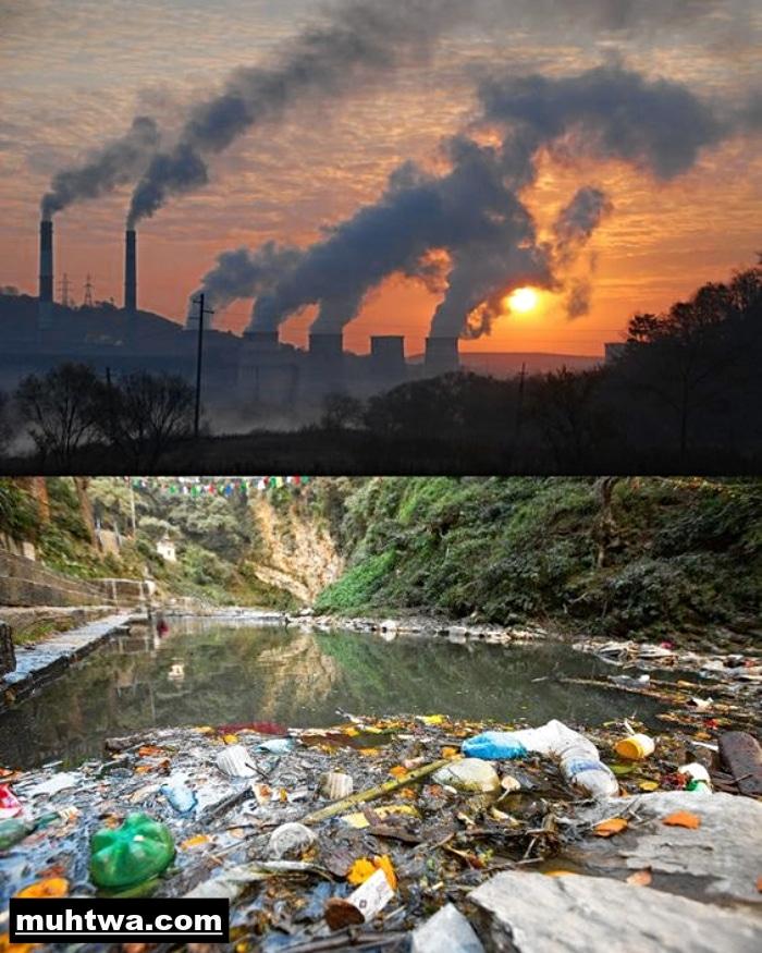 موضوع تعبير عن تلوث المياه 2019 موقع محتوى