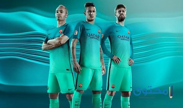 صور تيشرت برشلونة الجديد 2022 - موقع محتوى