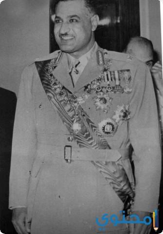 موسوعة صور الرئيس جمال عبد الناصر موقع محتوى