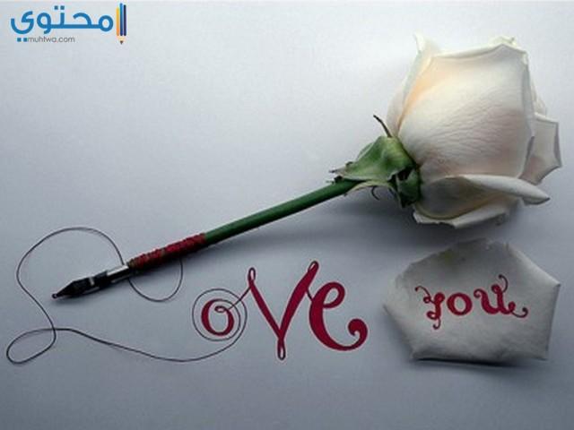 بطاقات حب رومانسية