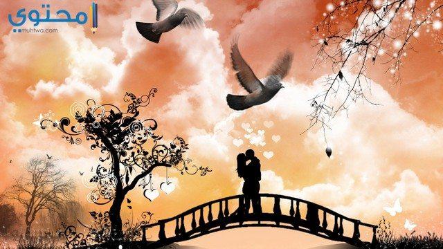 أحدث خلفيات عن الحب والرومانسية