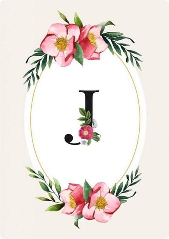 صور حرف J