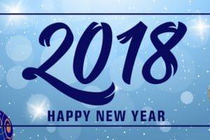 صور وخلفيات رأس السنة 2018