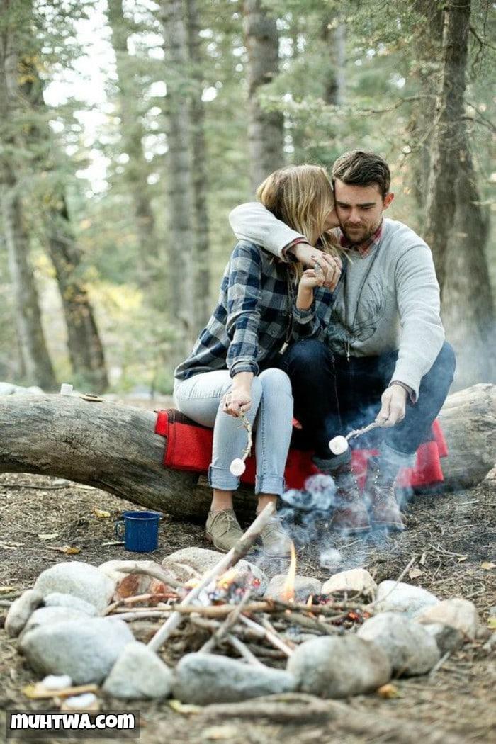 صور ورسائل للمخطوبين جديدة رومانسية 2021 - موقع محتوى