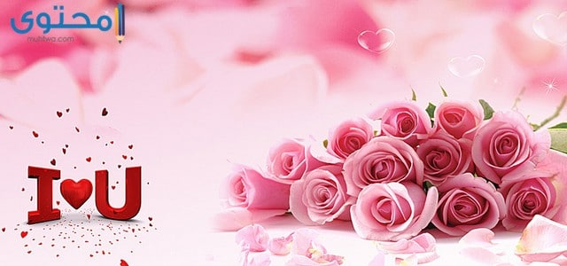 زهور وورود رومانسية