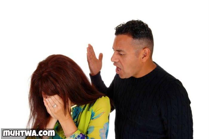 صور ظلم الزوج لزوجته