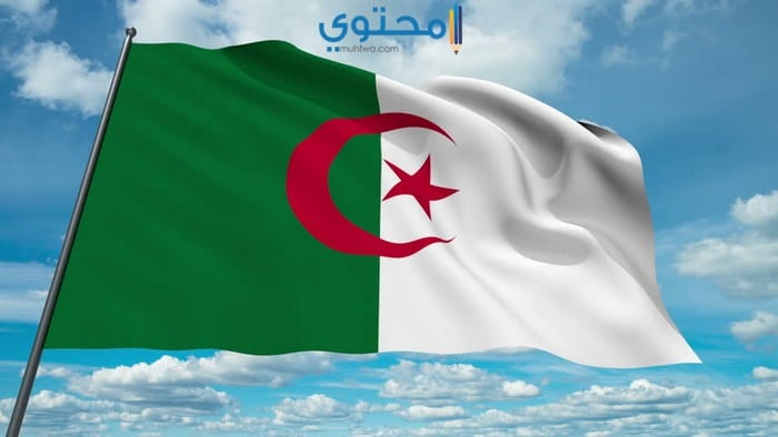 أجمل الصور لعلم الجزائر 2018