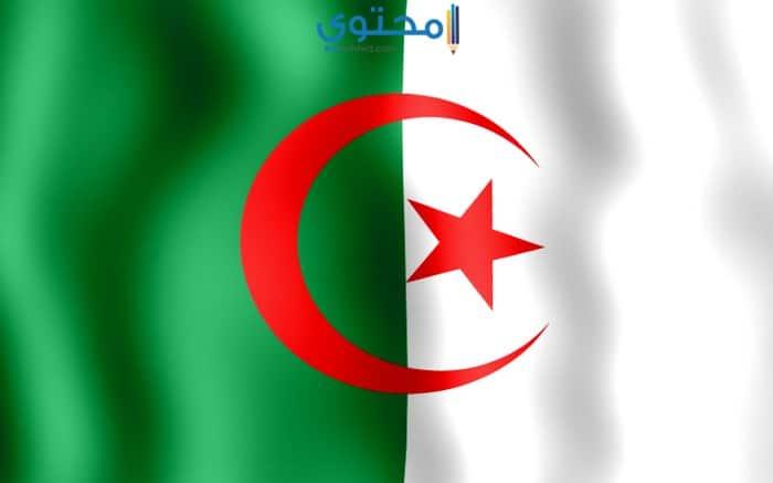 صور علم الجزائرللفيس بوك