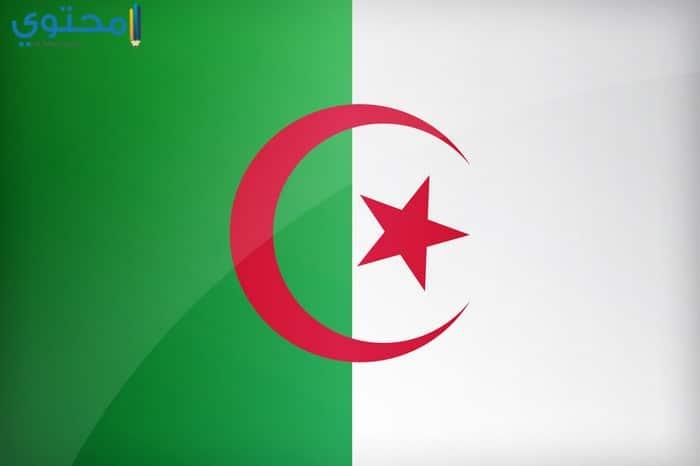 خلفيات علم الجزائر روعة