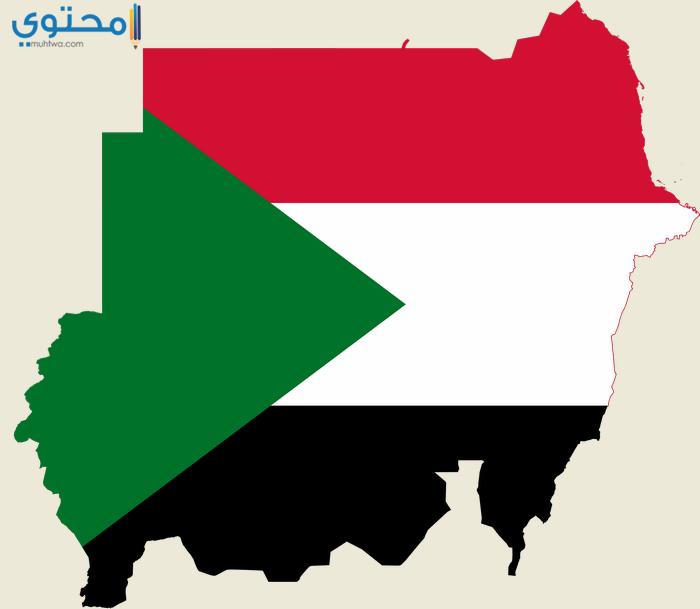 علم السودان الجديد