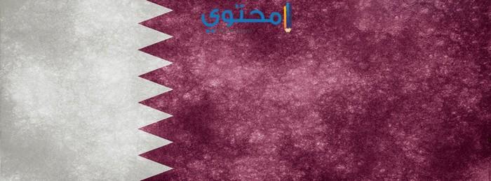 أغلفة علم قطر حديثة