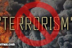 كلمات وعبارات عن الإرهاب