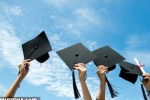رسائل تهنئة بالتخرج جديدة 2018
