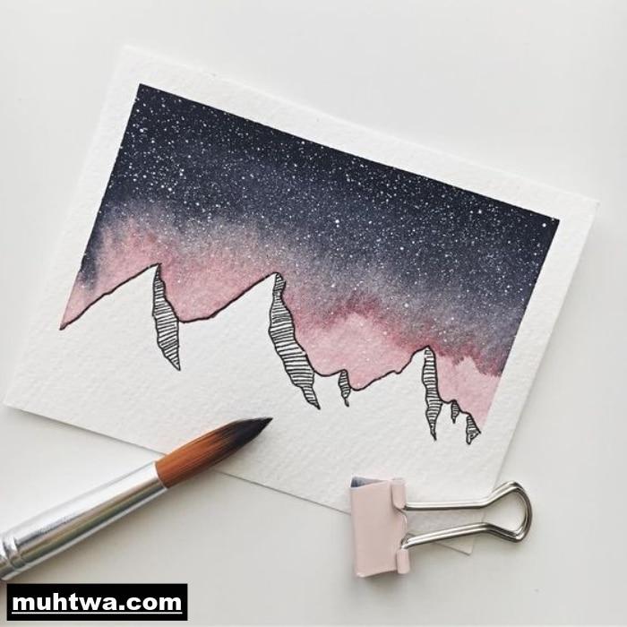 صور عن الرسم