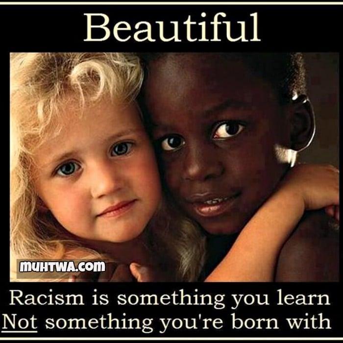صور عن العنصرية