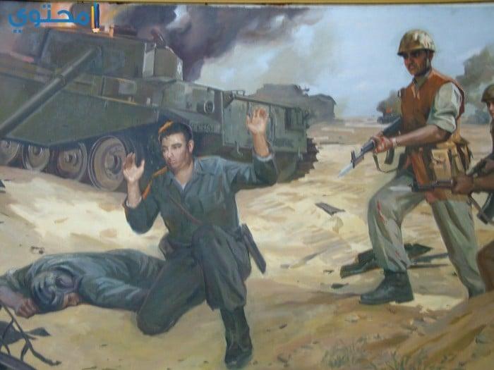 صور حرب أكتوبر 1973