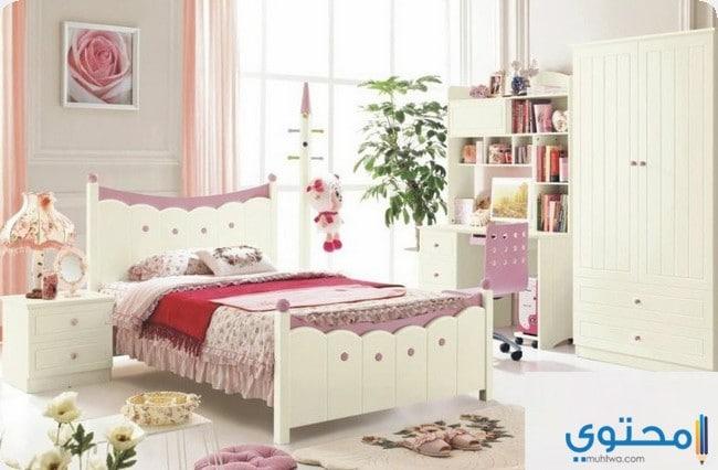 صور غرف نوم بنات اطفال مودرن