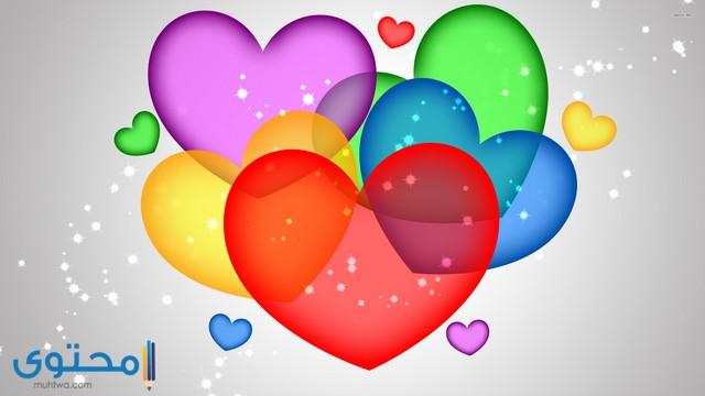 رمزيات قلوب رومانسية