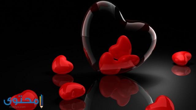 حالات قلوب جميلة