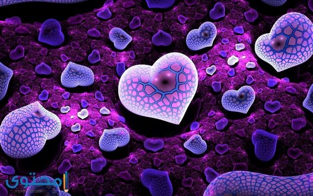 قلوب جميله فيس بوك