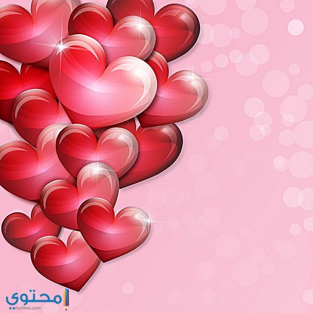 اجمل قلوب حب