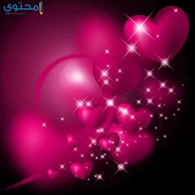 صور قلوب حب 2021