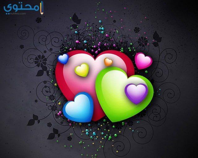 صور قلوب جديدة
