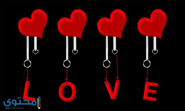 صور قلوب حمراء