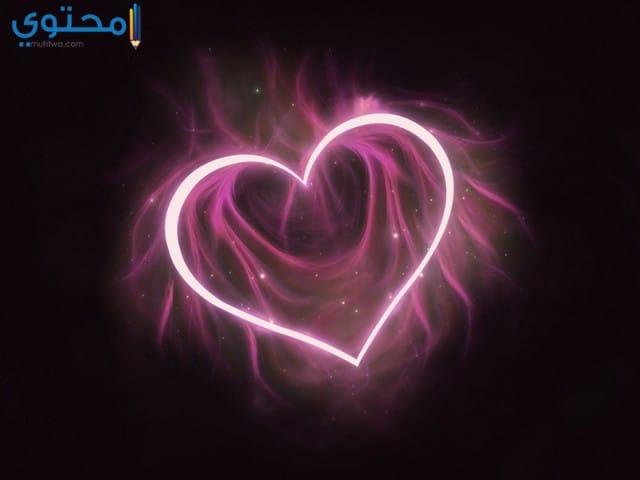 أجدد قلوب رومانسية