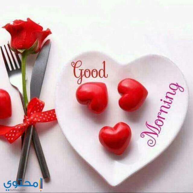 قلوب صباح الخير