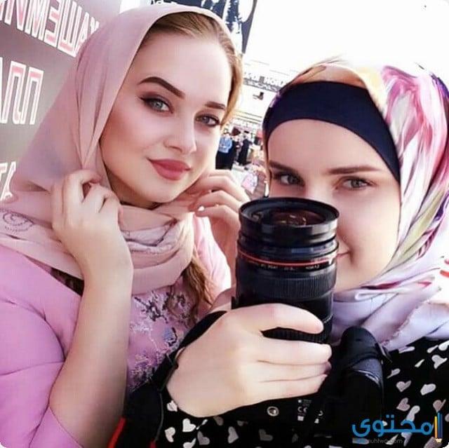 صور بنات محجبات