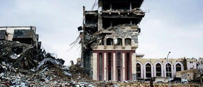 أحدث صور مدينة الموصل بعد هزيمة داعش الموصل بعد الدمار