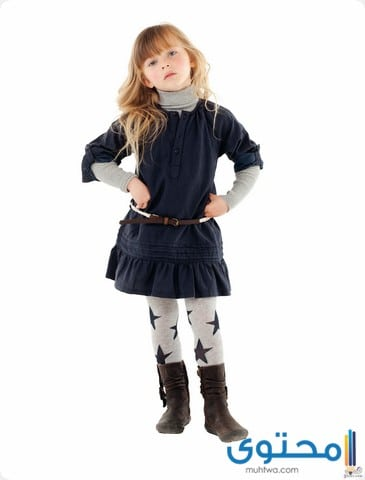 ملابس أطفال شتويه موديلات تركى 2019